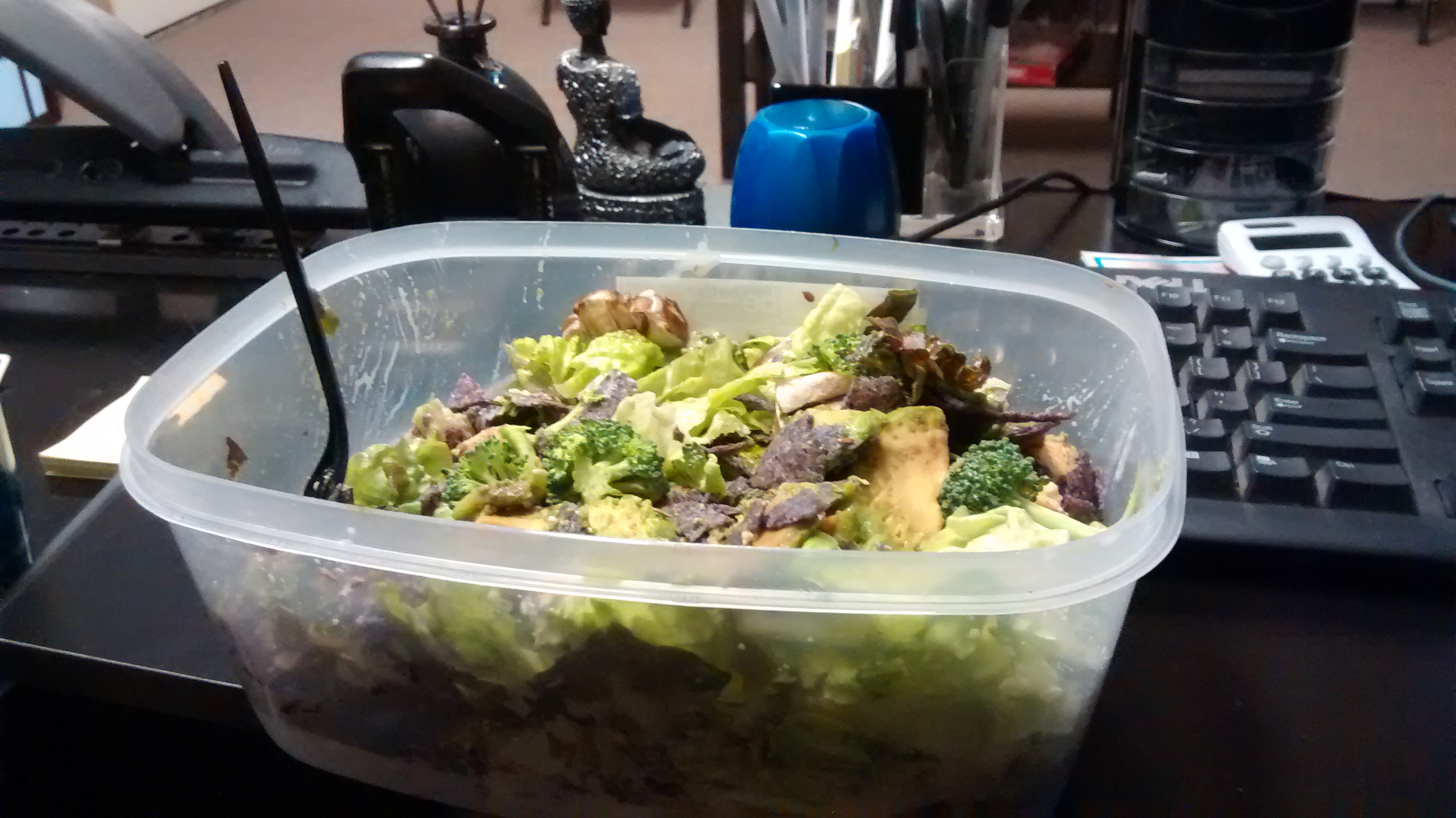 Make Salad Healthy eating diet